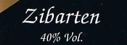 Etikett Zibarten