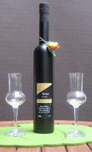 Birnenbrand vom Gelbmöstler - dunkle 0,5 l - Flasche