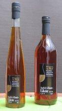 Apfel-Zimt-Likör 0,5L und 1,0L Flaschen