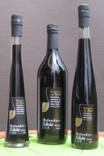Holunder-Likör 0,2L, 0,5L und 1,0L Flaschen