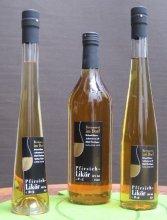 Pfirsich-Likör 0,2L, 0,5L und 1,0L Flaschen