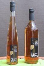 Quitten-Likör 0,2L, 0,5L und 1,0L Flaschen