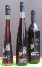 Sauerkirsch-Likör 0,2L, 0,5L und 1,0L Flaschen
